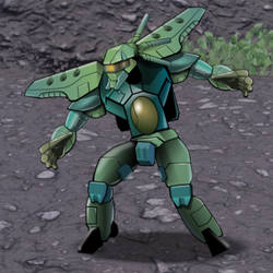 Mecha_Green_Attack_Animation