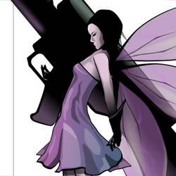 Machine Gun Pixie_Animation