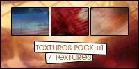 Textures Pack 01 - 7 Textures by jovirakel