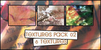 Textures Pack 02 - 6 Textures