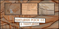 Textures Pack 03 - 3 Textures by jovirakel