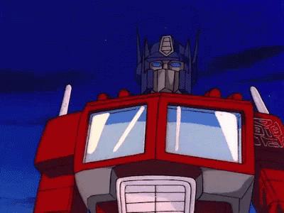 Optimus Thumbs Up