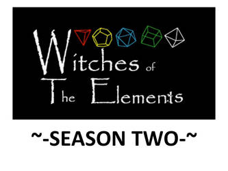 Witches of the Elements: Season 2 (Book Trailer)