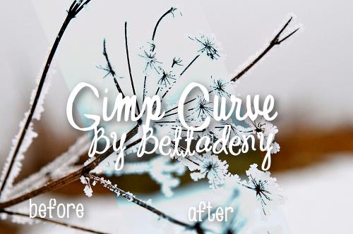 Gimp Curve #2 by bettadenu
