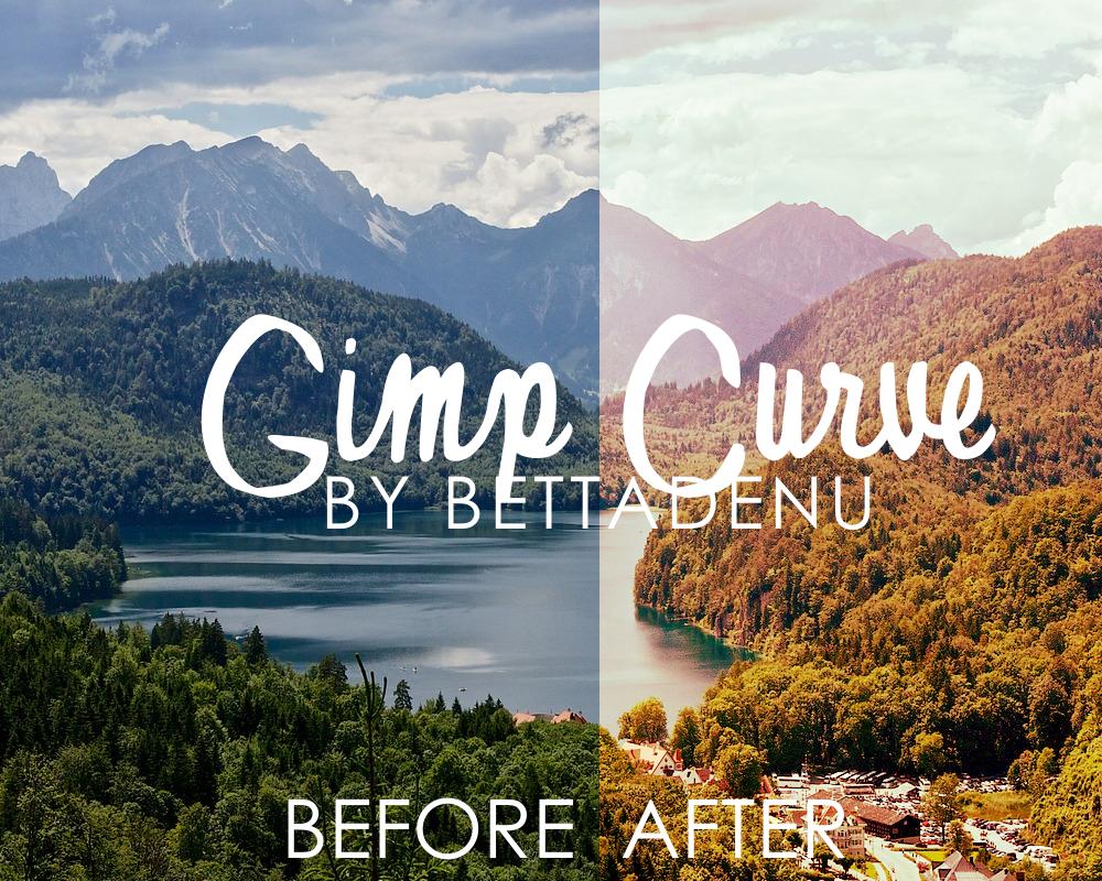 GIMP Curve #17 by bettadenu