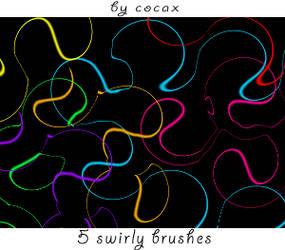 Swirly Brushes
