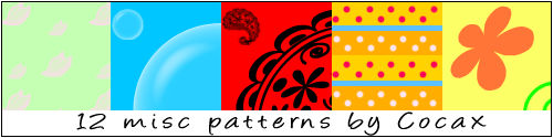 Misc Patterns Pack