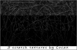 3 Scratch Textures