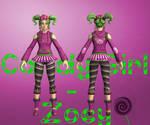 Fortnite - Candy Girl [Xps/Xnalara - Download]
