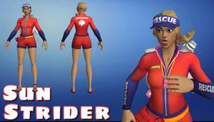 Sun Strider - Fortnite - [DL]