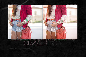 Crazier PSD. by swagtastical