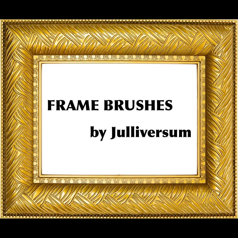 High Res Frame Brushes HIGH_Res_Frame_Brushes_by_Julliversum