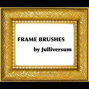 HIGH RES Frame Brushes