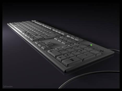 keyboard for cinema4D