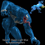 MvCI: Venom - Classic Light Blue (v1) - C1