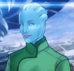Mass Effect animation
