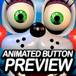 (ANIMATED) Toy Bonnie Fan Button by ButtonsMaker