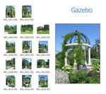 Gazebo Garden Photo Pack