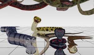 Snakes Pack DL