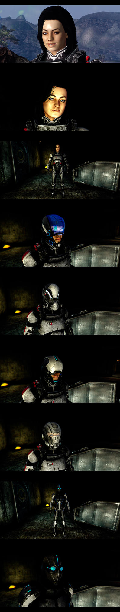 Fallout New Vegas MOD - Miranda Release V1 by lsquall