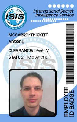 ISIS ID Card