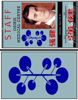 Firefly Medical ID Card