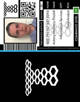 Torchwood ID Card