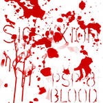 psp 8 brushes-blood-Sicsaxion