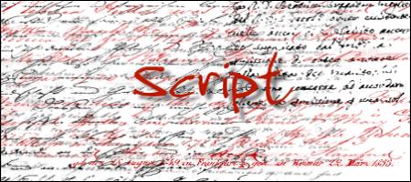 PSP 8 Script by digital-amphetamine