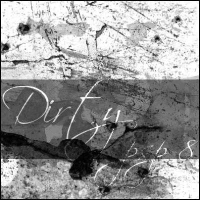 Dirty psp 8 brushes by digital-amphetamine