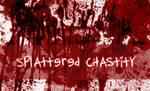 Splattered Chastity