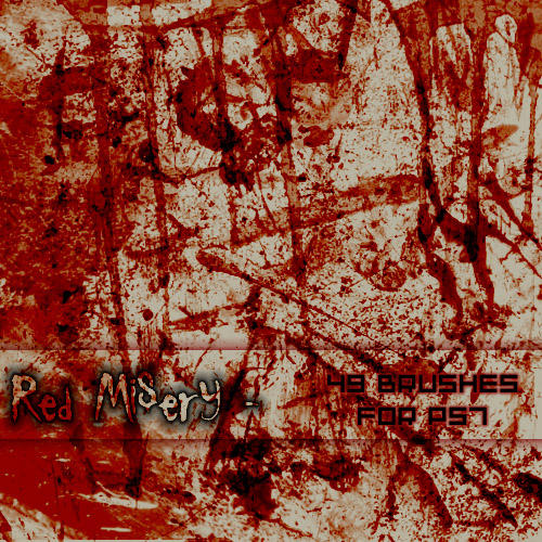 Red Misery PS7 by digital-amphetamine