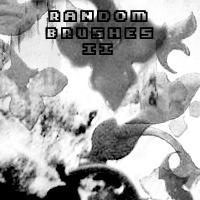 Random Brushes 2 by digital-amphetamine