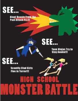 High School Monster Battle