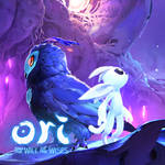 Ori and the will of the Wisps - Animated Splash