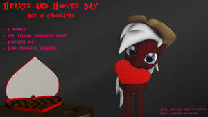 [DL] Hearts and Hooves Day - Box of Chocolates