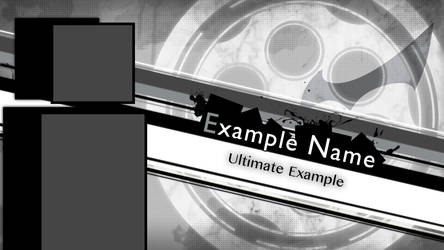 Danganronpa V3 Introduction screen by blueeyewarrior180
