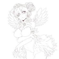 LS: Magical girl by Yonrei