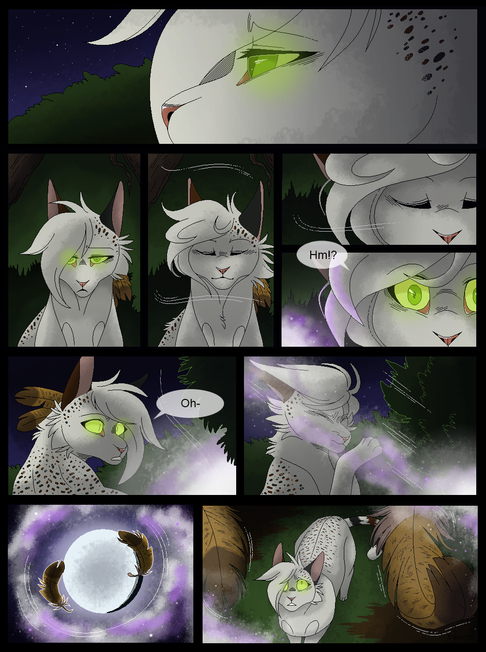The shadow has come .Page.41. by CHAR-C0AL