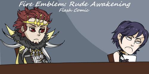 Fire Emblem: Rude Awakening