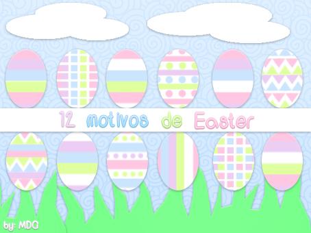 Motivos Easter by MizDecoradoraGrafica