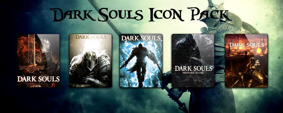 Dark Souls Icon Pack