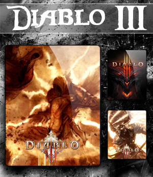 Diablo III by Zakafein