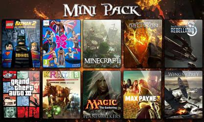 Mini Game Icon Pack