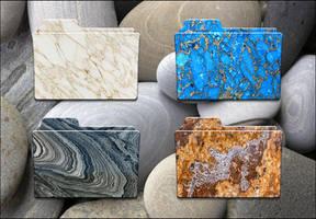 Stone Folder Icons