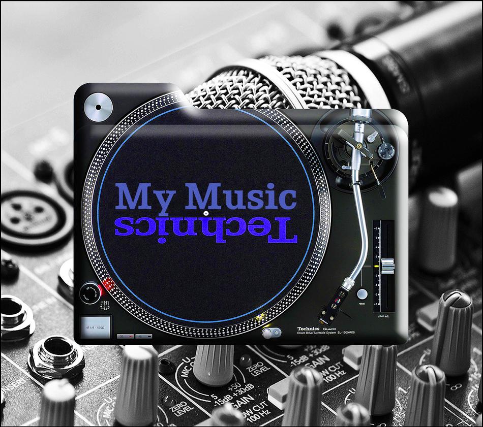 My Music HD Folder (Mac And Windows) by Scottydog332