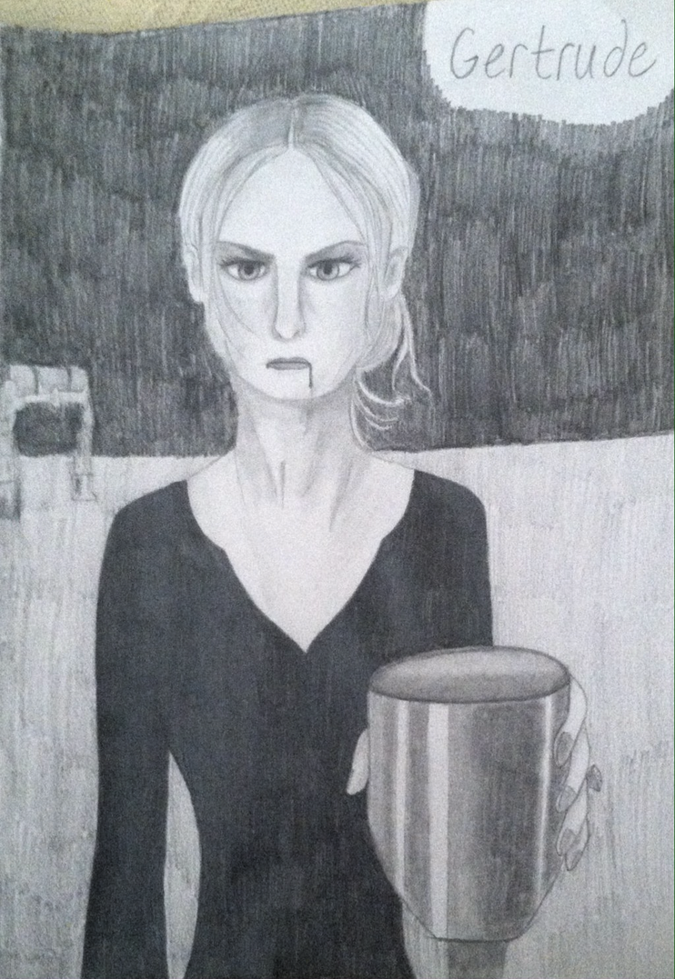 Dark Shakespeare women - Gertrude by StrongButGentle on ...