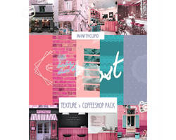 textures + coffeeshop pack by imwithcupidwattpad