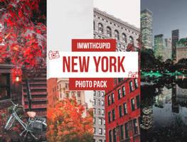 New York Photo Pack by imwithcupidwattpad
