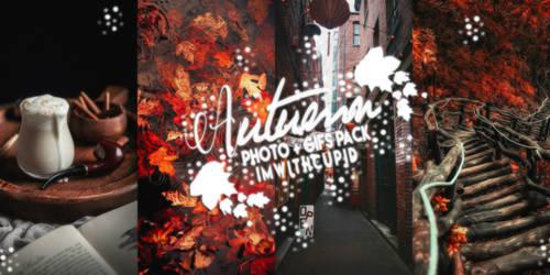 autumn photo + gifs pack by imwithcupidwattpad